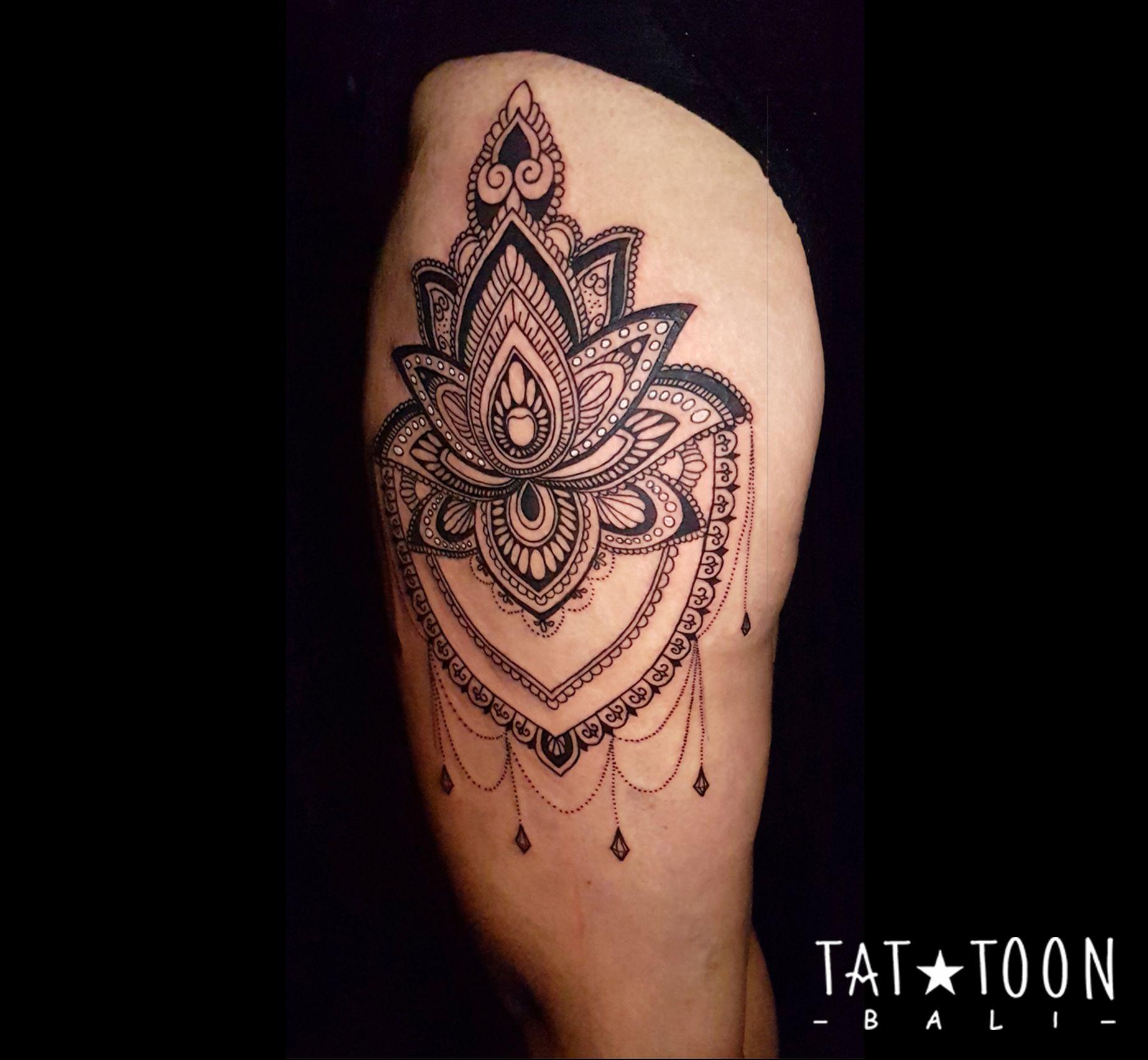Tattoo Mandala Tattoon Bali