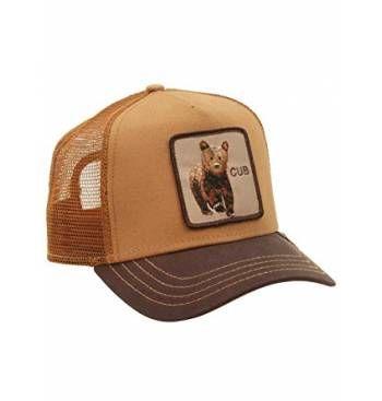 791d2cd1 Gorra Goorin Bros Donkey Ass Olive Animal Farm Trucker Hat   Hat's ...