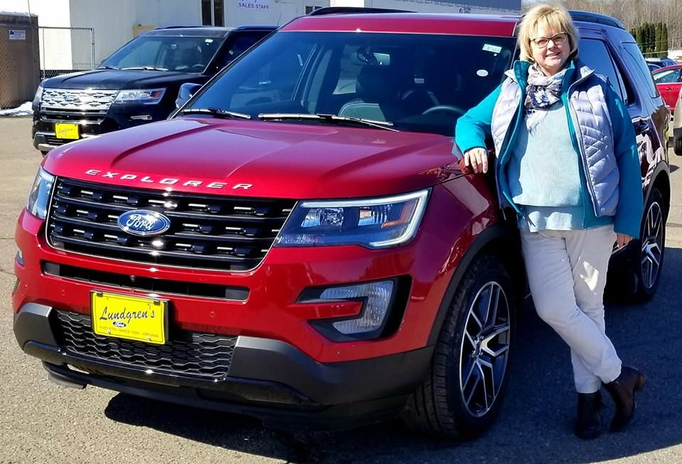 CLEARANCE ON 2017 FORD EXPLORERS CONTINUES! Liz Iammatteo