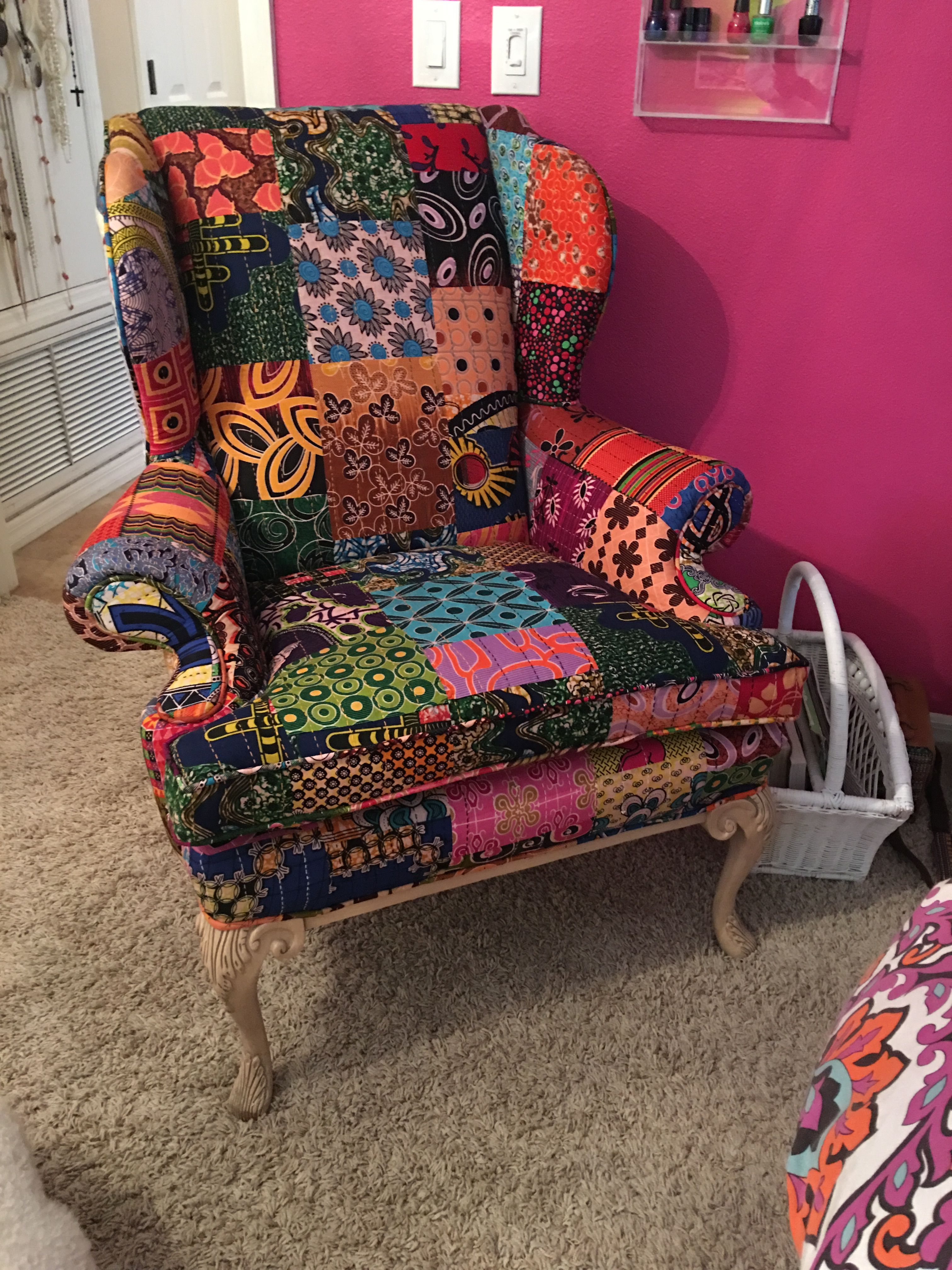 Pin by Lisa Ordway on Oh So Boho | Furniture, Wingback ...
