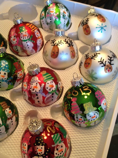 Diy christmas baubles projects 49+ best Ideas #diychristmasornaments