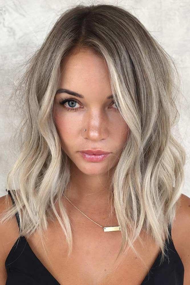 Die atemberaubende Ash Blonde Hair Gallery: 18 trendige und coole Ideen für jedermann - Samantha Fashion Life #hairhowtoget