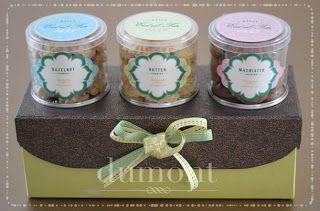 Dumont Cake Dumont Lebaran Hampers 2012 Cookie Packaging Hamper Eid Hampers