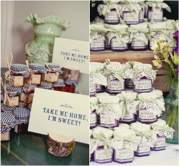 Do It Yourself Wedding Ideas: Do It Yourself: Jam Jar