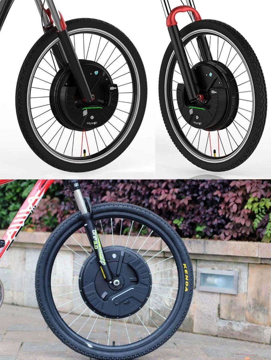 2019 Newest Imortor 3 0 All In One E Bike Conversion Kit