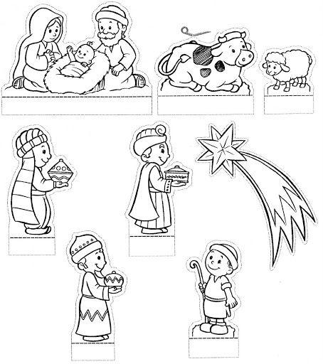 Actividades Para Nios De Preescolar De Navidad. Actividades Para ...