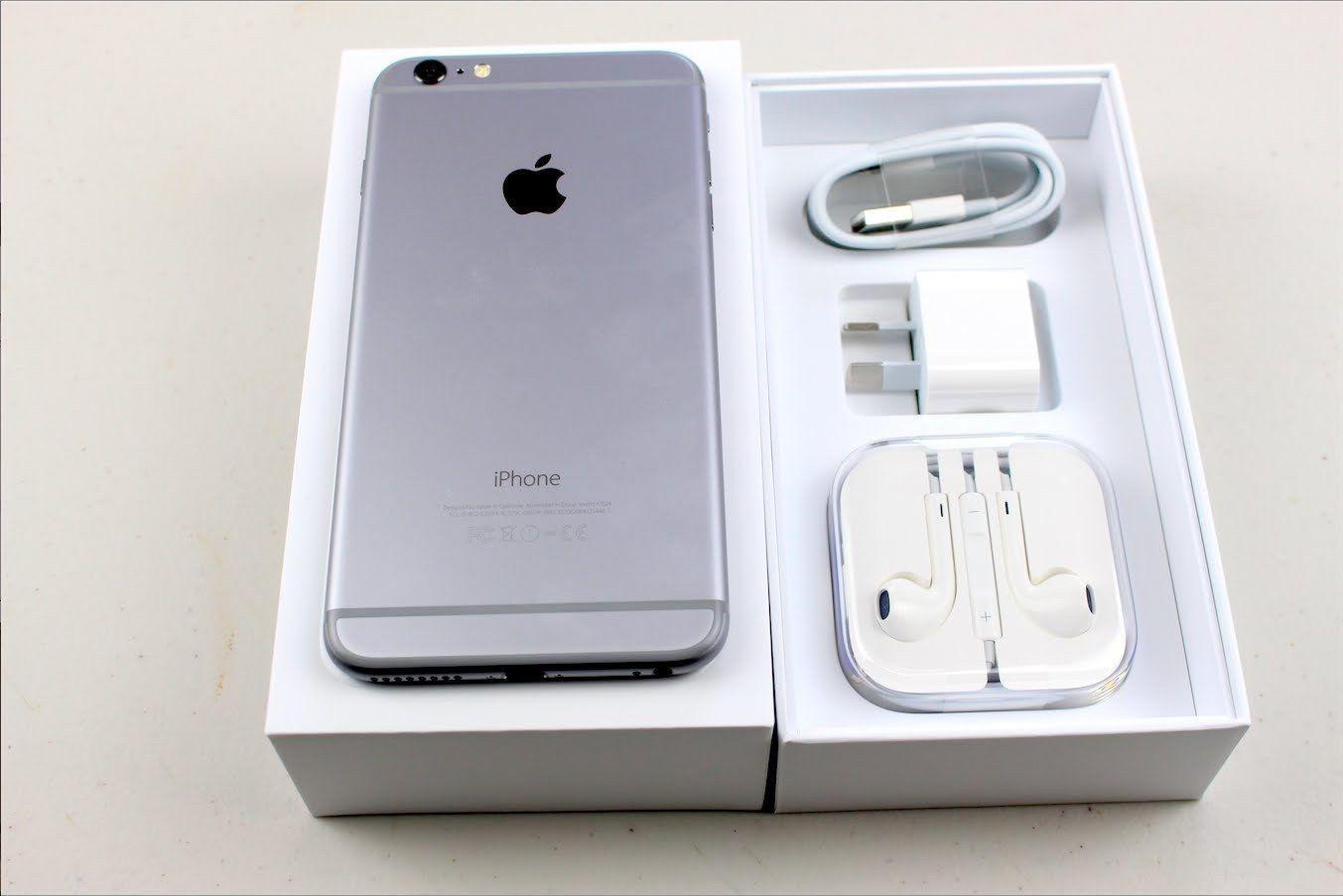 Iphone Apple Ios New In Box Apple Iphone 6 Plus 16 Gb Grey For Verizon 369 99 Item Specifics Condit Iphone Apple Iphone Apple Iphone 6