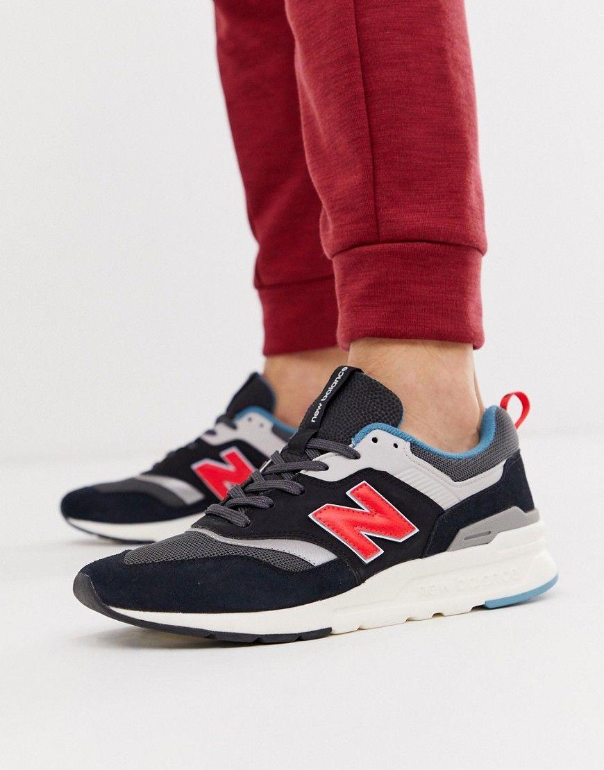 997 Sneakers In Black Black New balance, Sneakers