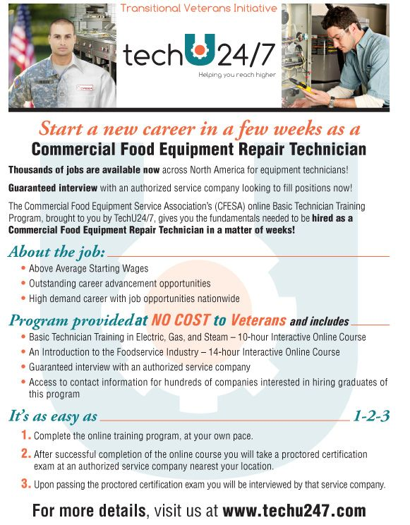 Start A New Career In A Few Weeks As Comercial Food Equipment