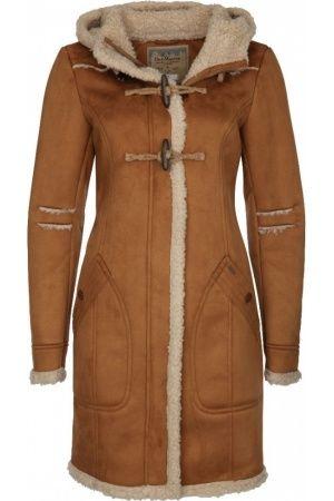 Halflange Winterjas.Dames Dreimaster Halflange Jas Coats Jackets Parkas Bodywarmers