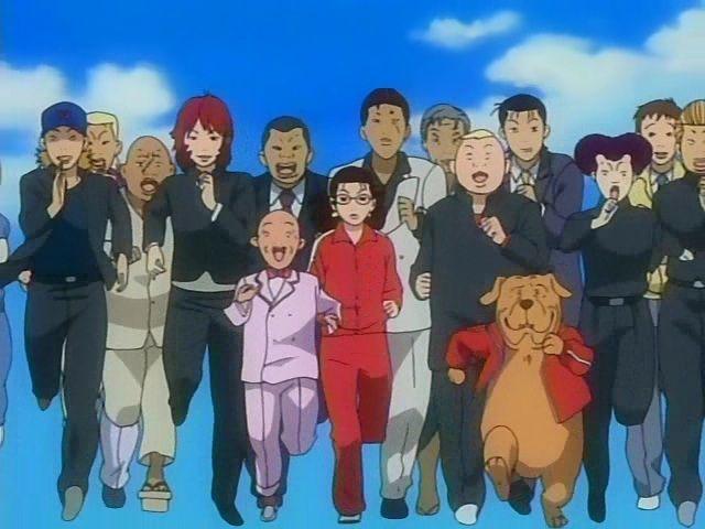 gokusen ごくせん anime cartoon world anime manga