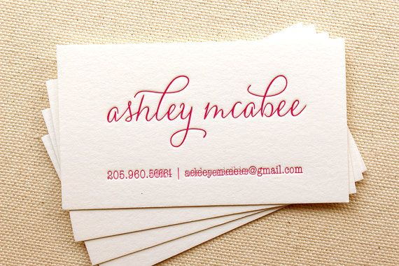 Letterpress business cards calling card custom calligraphy mommy letterpress business cards calling card custom calligraphy mommy cards event planner reheart Images
