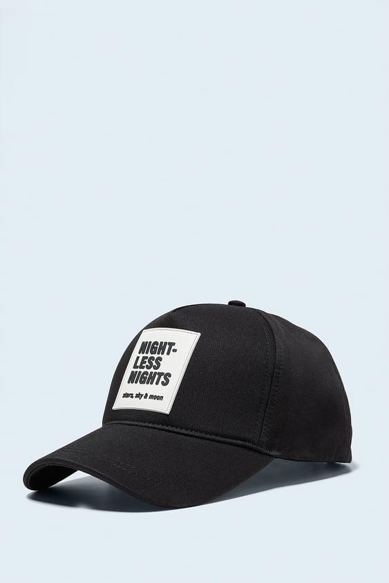 Men S Hats Zara Canada Hats For Men Cap Zara