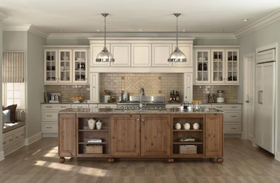 Sullivan Kitchen  transitional kitchen other metro Mid Continent Cabinetry colors and backsplash Bath Cabinet Lines Pinterest