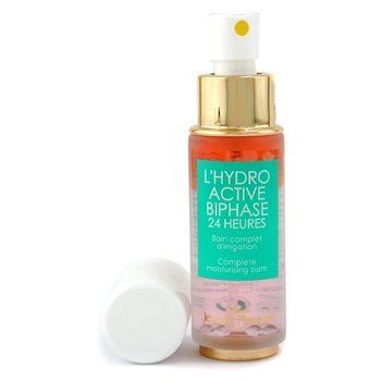 Methode Jeanne Piaubert L Hydro Active Biphase 24 Heures Complete Moisturising Bath 30ml 1oz By Metho Moisturizer For Dry Skin Moisturizing Bath Body Care