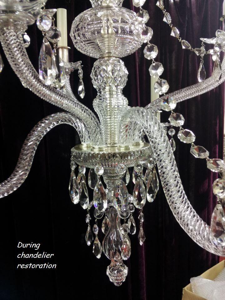 Chandelier restoration chandelier repair and chandelier