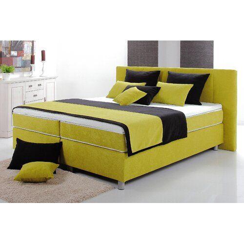 Breckle Boxspringbett Miami Mit Topper Furniture Bed Home Decor