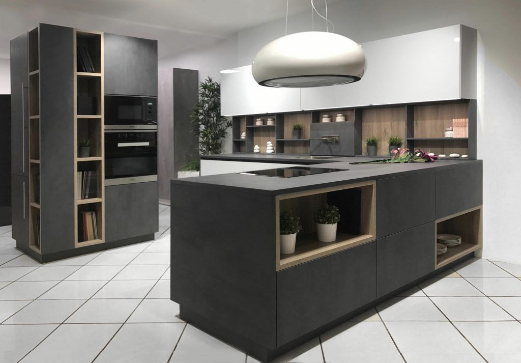 Ikono Sirius Madrid Global Kitchen Design Worldwide キッチン