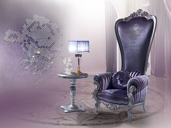 Nice The Throne Armchair By Caspani Awesome Design