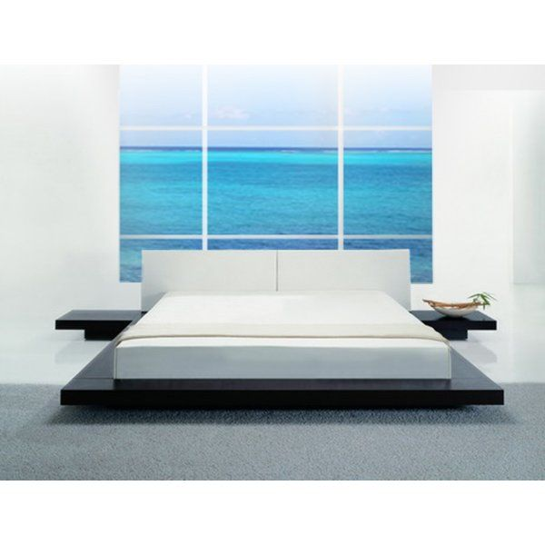 VIG Furniture Opal Platform Bed U0026 Reviews | Wayfair