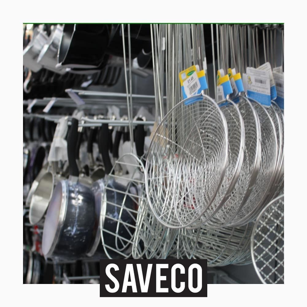 Spend a little and save a lot, with #SaveCo. We offer a wide range of products such as #freshproduce, #exoticfoods, #homeware, #DIY tools and much more. Shop with us today!  #saveco #cashandcarry #greatdeals