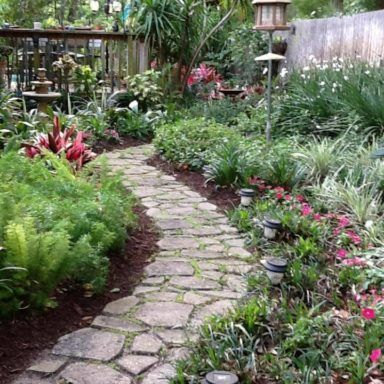 Photo of 46+ Easy & Cheap Garden Path Ideas For Your Beautiful Garden,  #Beautiful #Cheap #cheapgarden…