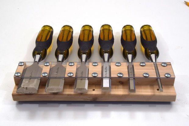 Photo of Custom Tool Wall