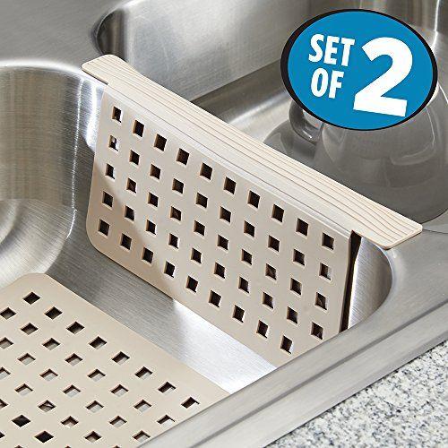 Pin by rena sandquist on kitchen items | Sink mats, Kitchen ...