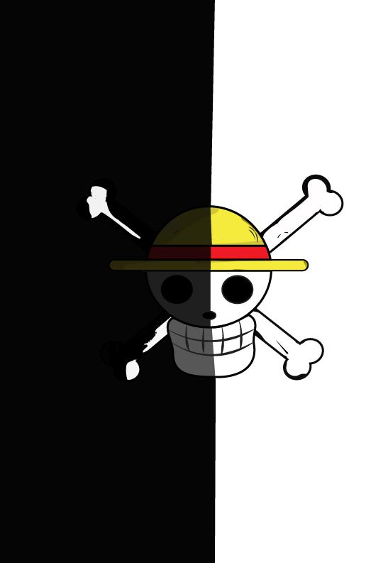 Straw Hat Jolly Roger Jolly Roger Jolly Artwork
