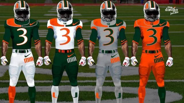 "new style 920c6 0b8ce Miami Hurricanes to debut ""Miami Nights"" Jerseys vs Virginia ..."