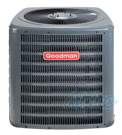 Goodman Gsc130181 Dry Northern Sales Only 1 5 Ton 13 Seer Condenser For R 22 Refrigerant Use Unit Is Uncharged Northern Sales Only House Air Conditioning Central Air Conditioning Air Conditioning Installation