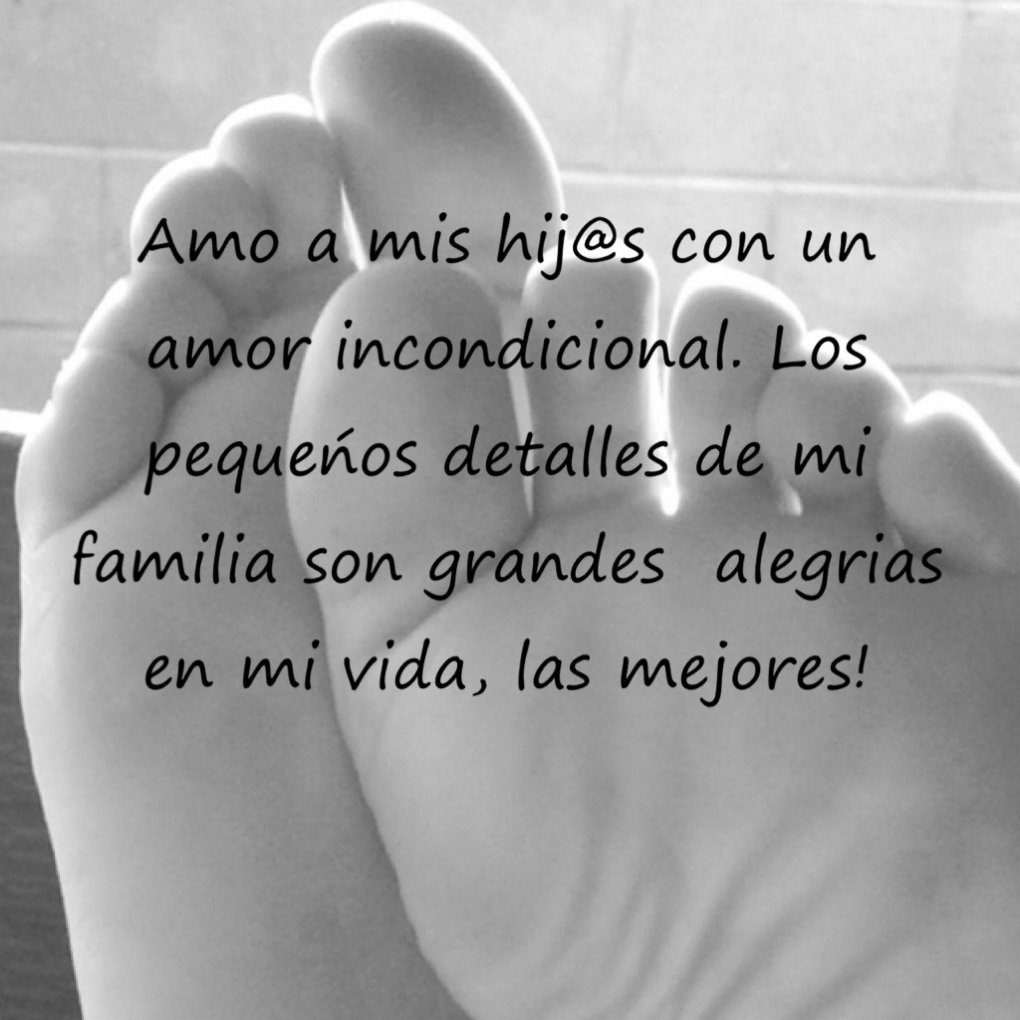 Amo A Mis Hijas Con Un Amor Invondicional El Amor Mas Limpio Que