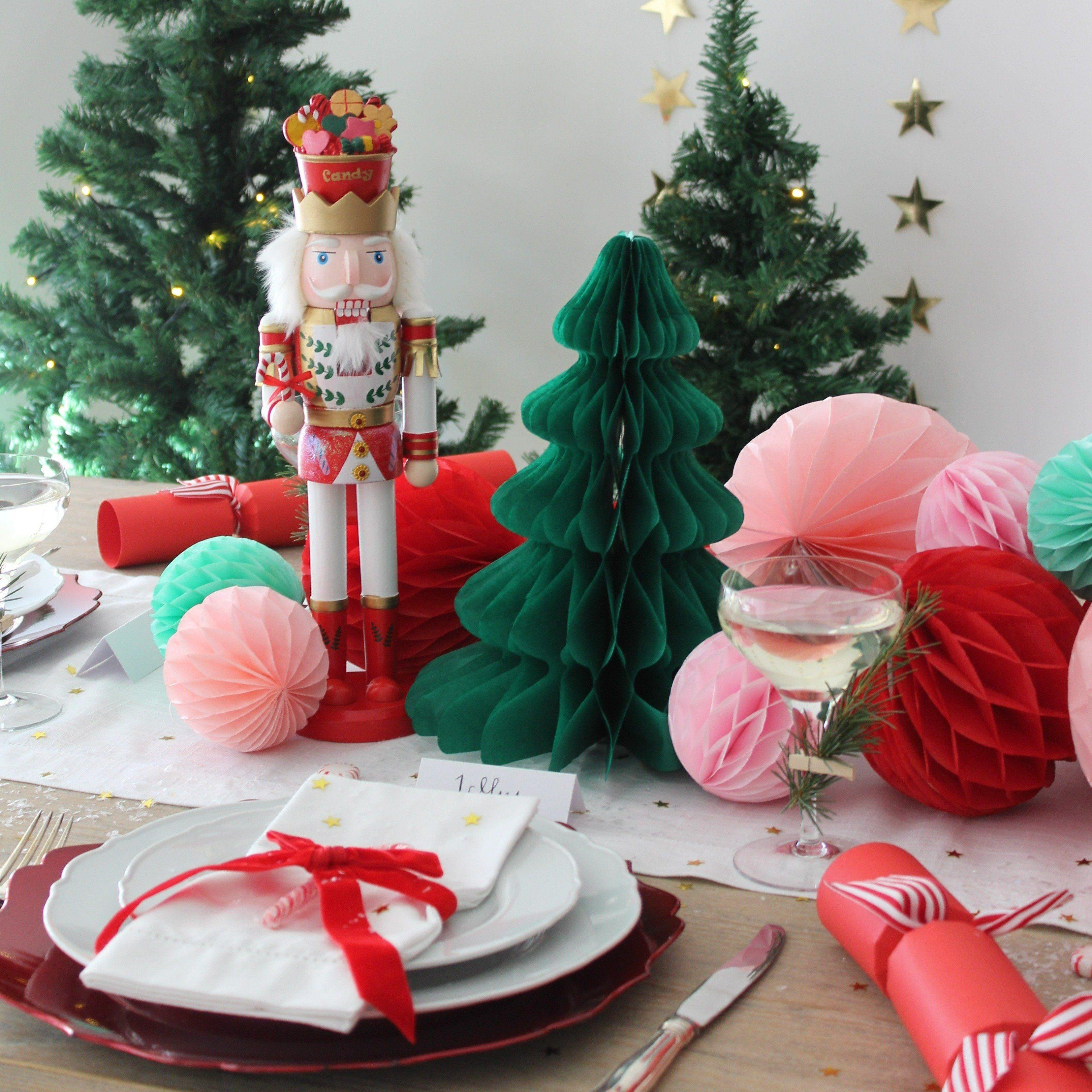 Nutcracker Noel Christmas Tablescape - 10