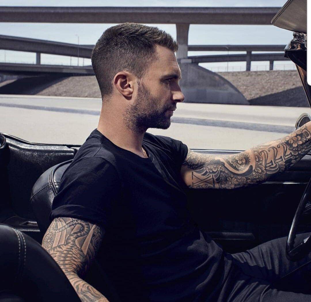 Adam Levine Adam Levine Hair Adam Levine Haircut Adam Levine