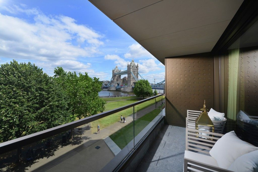 Berkeley Homes One Tower Bridge Show Apartments Launch