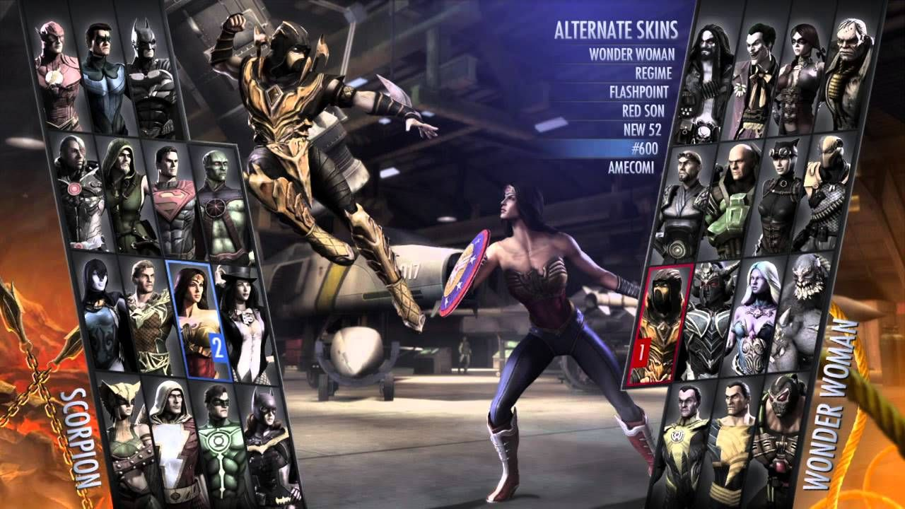 Injustice Gods Among Us Hack - Get Unlimited Power, Energy ...
