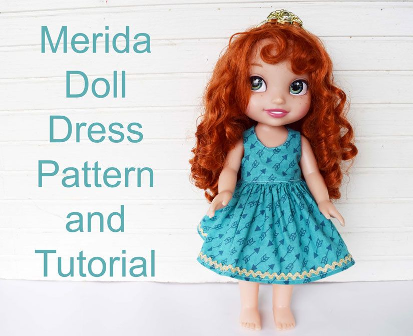 free pattern and tutorial for a 14\