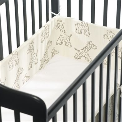 BabyTrold Sengekant Giraff