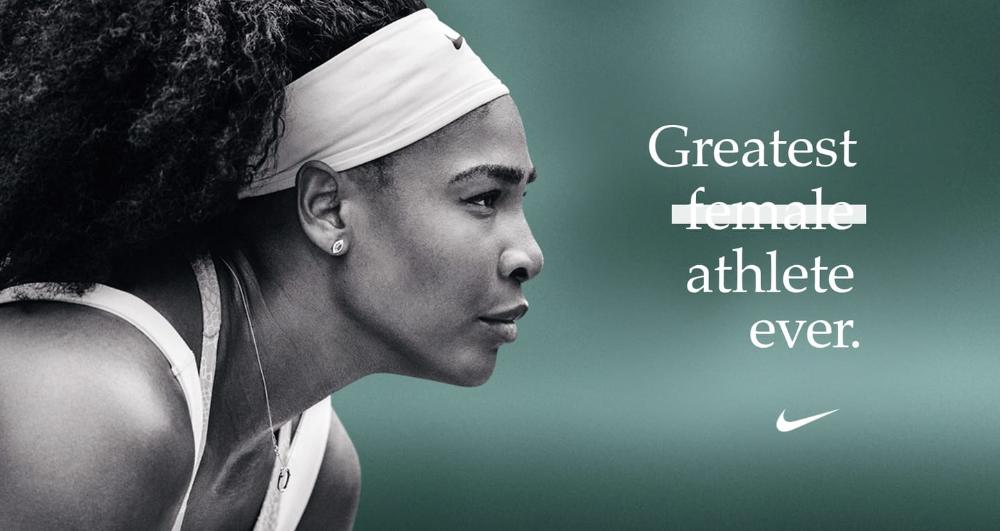 Nike Serena Williams Print Ads Google Search In 2020 Serena Williams Serena Female Athletes
