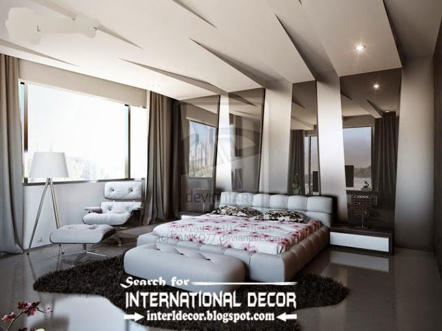 modern plaster ceiling designs for bedroom ceiling ideas | gypsum