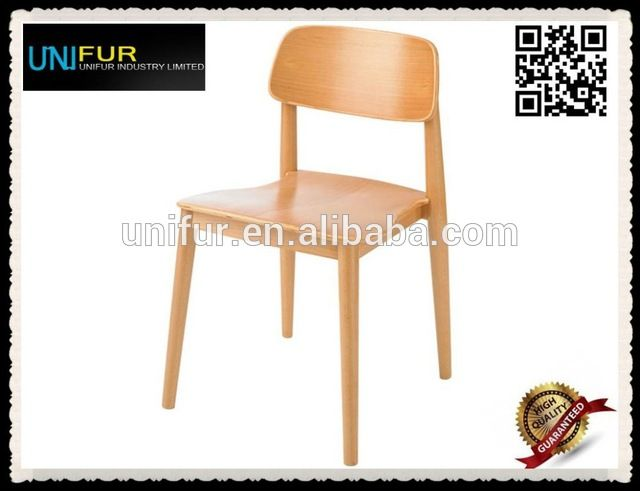 Source Modern side wooden dining chair with open back on m.alibaba.com