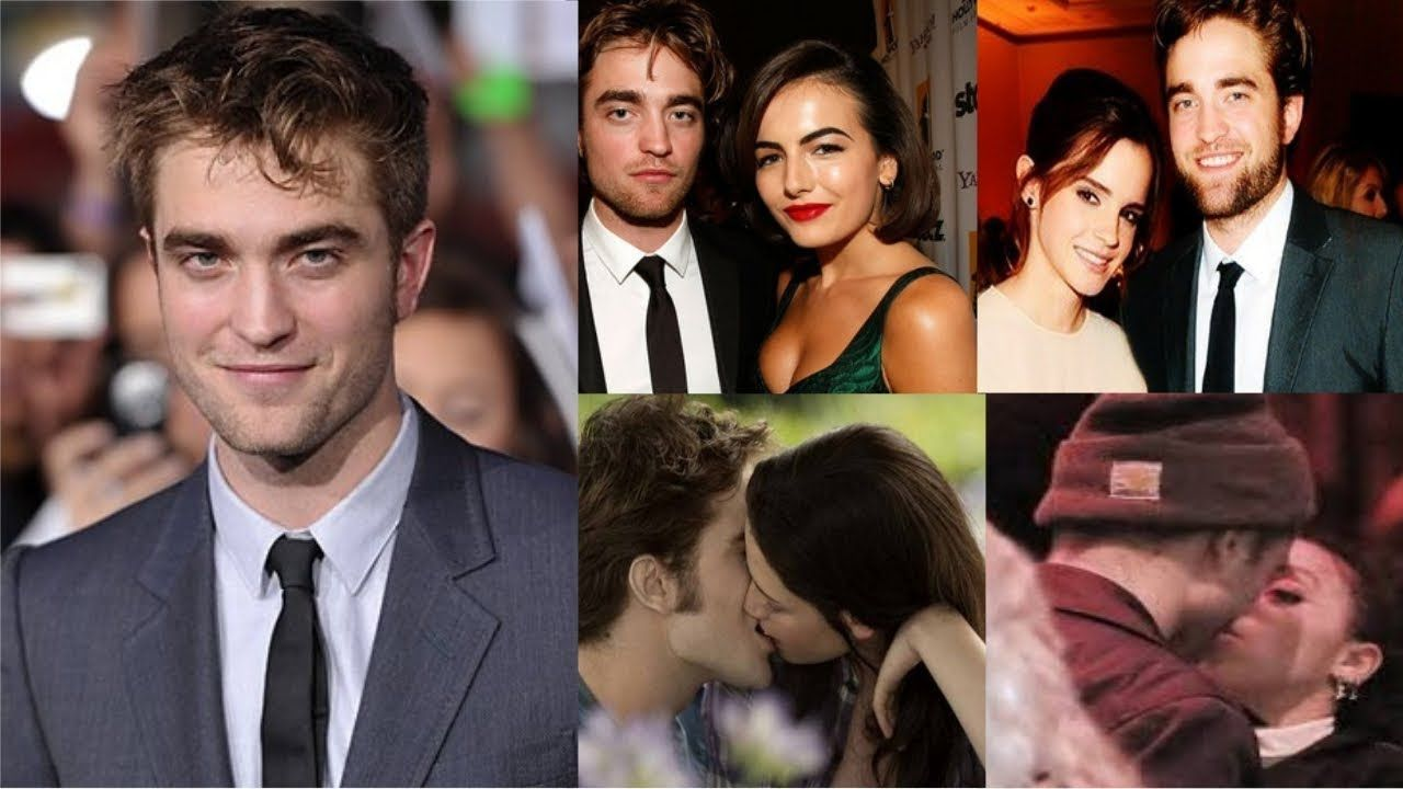 Girls Robert Pattinson Has Dated 2018 (With images