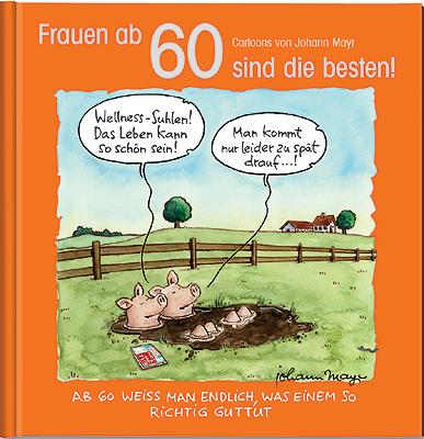 Geschenkbuch Frauen Ab 60 Sind Die Besten Geburtstag