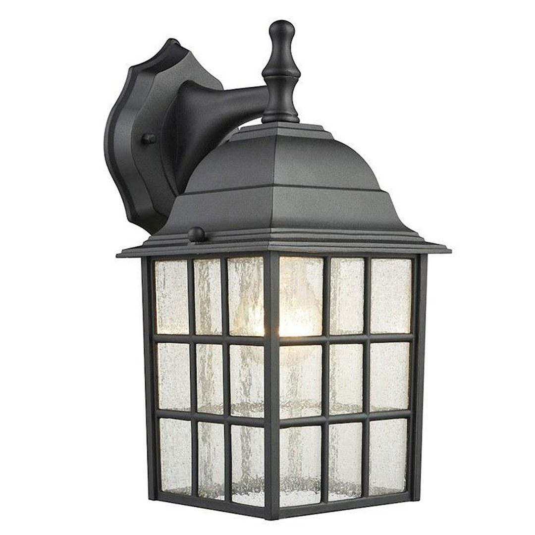 Holton Single Light Outdoor Wall Lantern In 2020 Outdoor Lighting Outdoor Wall Lantern Thomas Lighting