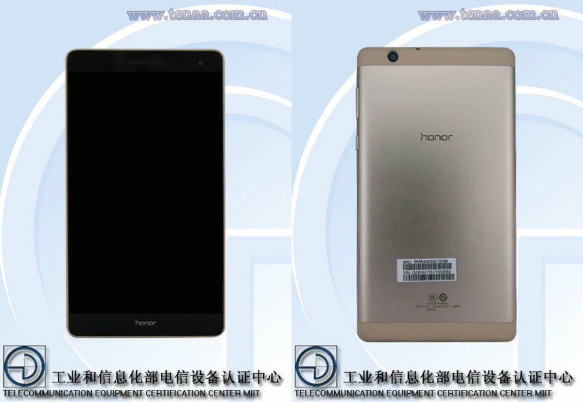 Tenaa Neues 7 Zoll Honor Tablet Moglicherweise Bereits Zertifiziert Tablet Smartphone Objektive