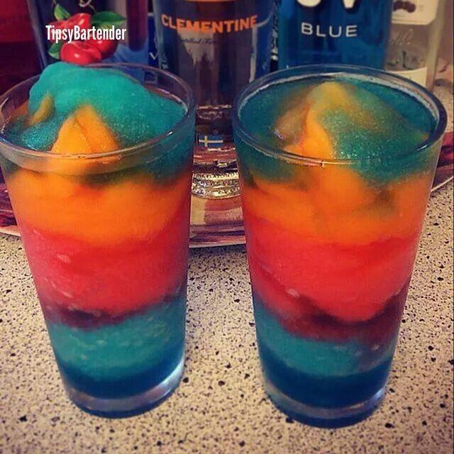 Drunken Vodka Popsicle