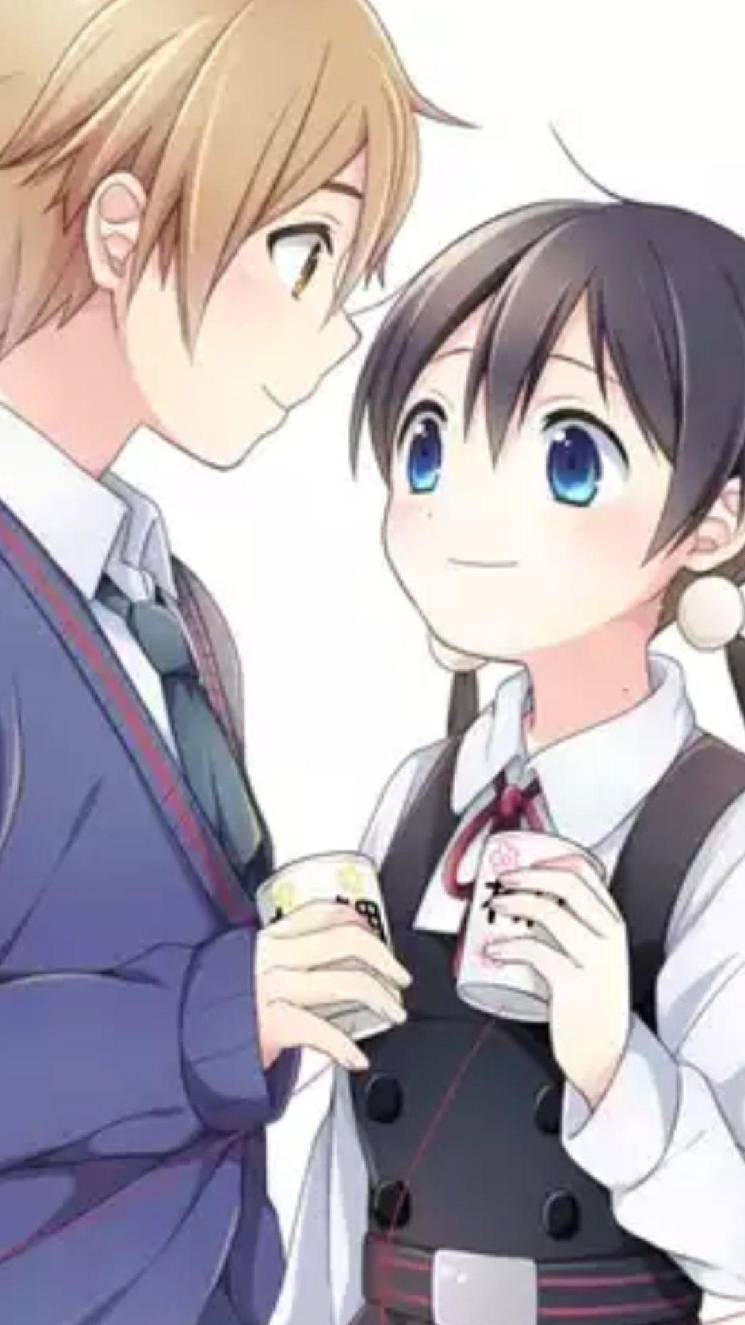 Love! Anime girl And anime boy, anatomia 8 | anatomia (anime ...