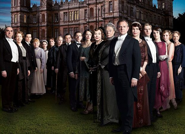 Série Downton Abbey ganha linha oficial de cosméticos | Chic - Gloria Kalil: Moda, Beleza, Cultura e Comportamento