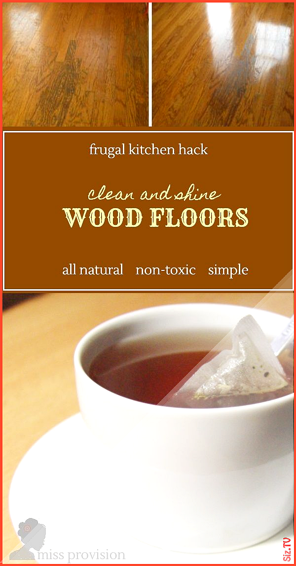 Fast, FREE, easy kitchen hack to shine damaged and dull