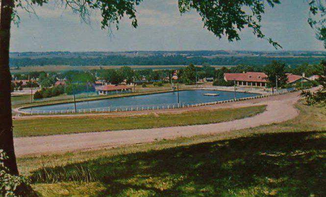 Camp Dodge Swimming Pool Big Swimming Pools Swimming